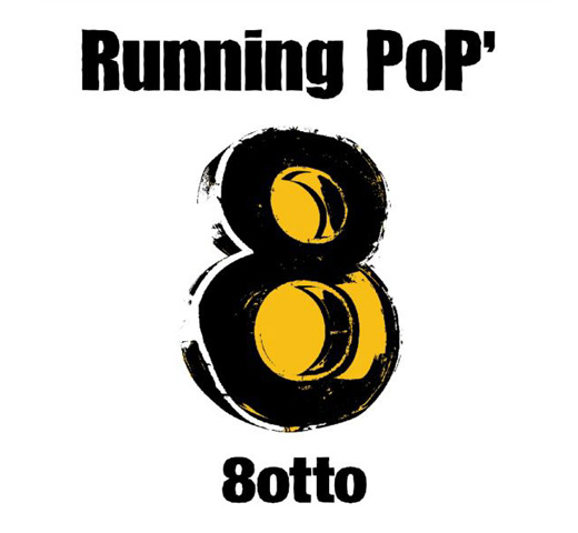 8otto / Running PoP' [Mini Album]