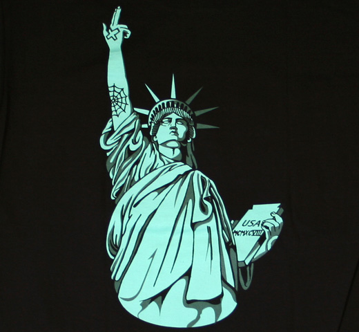H2O / The Statue of Liberty Tee