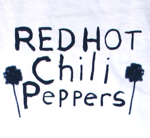 Red Hot Chili Peppers / Palm Peppers Tee