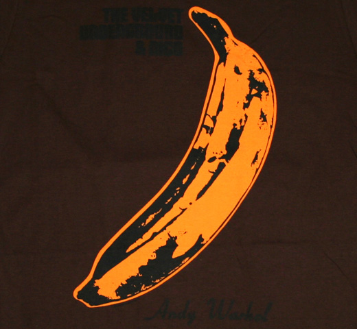 The Velvet Underground & Nico Tee (Brown)