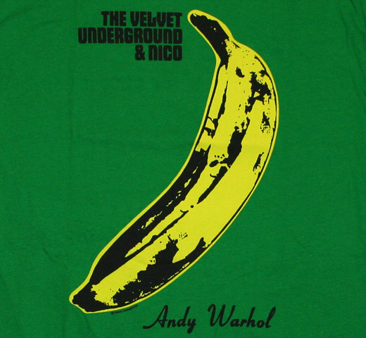 The Velvet Underground & Nico Tee (Green)