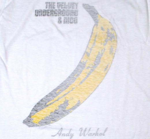 The Velvet Underground & Nico Tee (Inside Out Print)