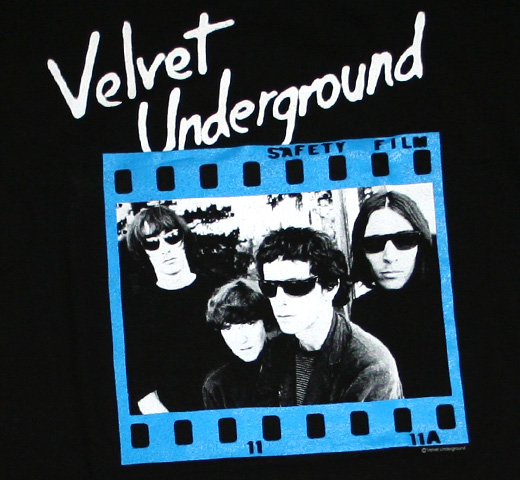 The Velvet Underground / Film Strip Tee