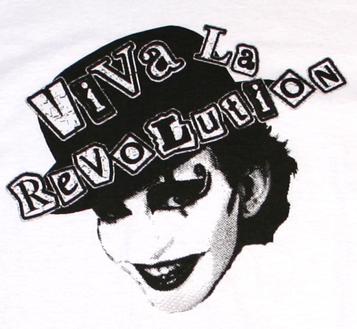 The Adicts / Viva La Revolution Tee
