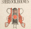 【Out of Print】 Arthur Conan Doyle / The Adventures of Sherlock Holmes Fleece (Stone)