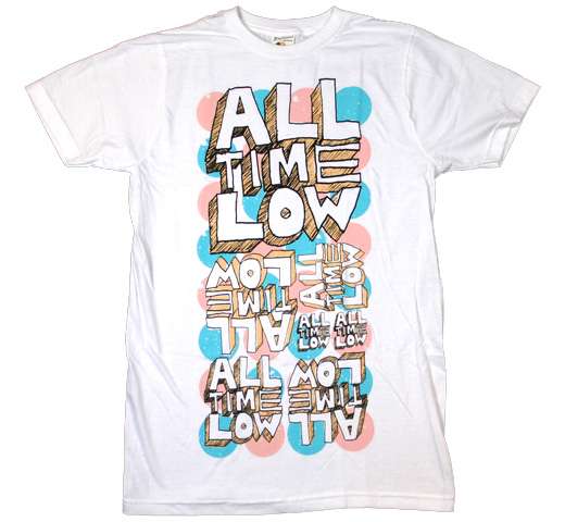 All Time Low / Circles Tee