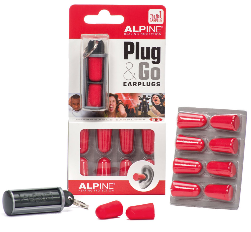 [ALPINE HEARING PROTECTION] Plug&Go