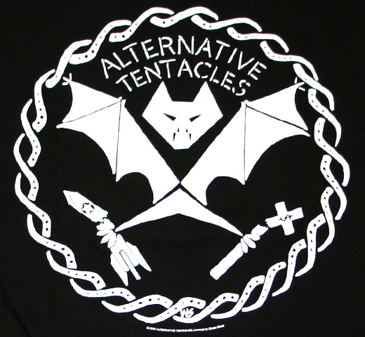 Alternative Tentacles / Label Logo Tee