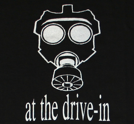 At The Drive In / Gas Mask Tee