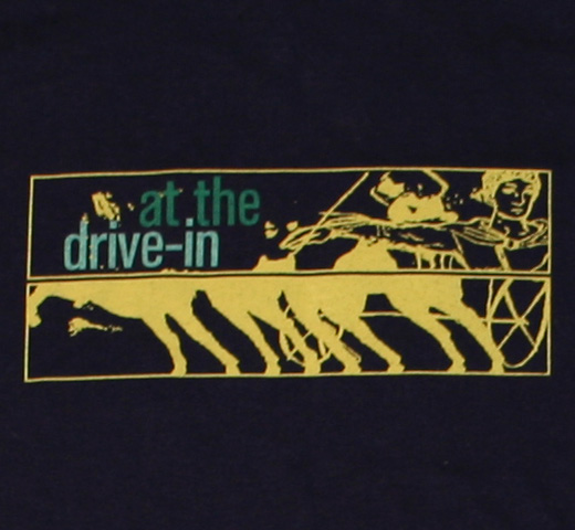 At The Drive In / Relationship of Command Tee 2