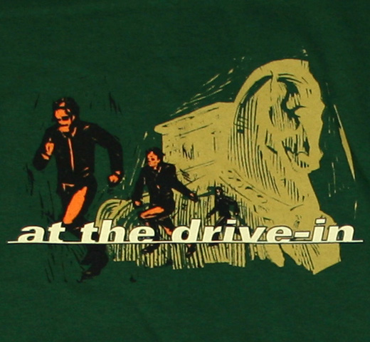 At The Drive In / Relationship of Command Tee 3