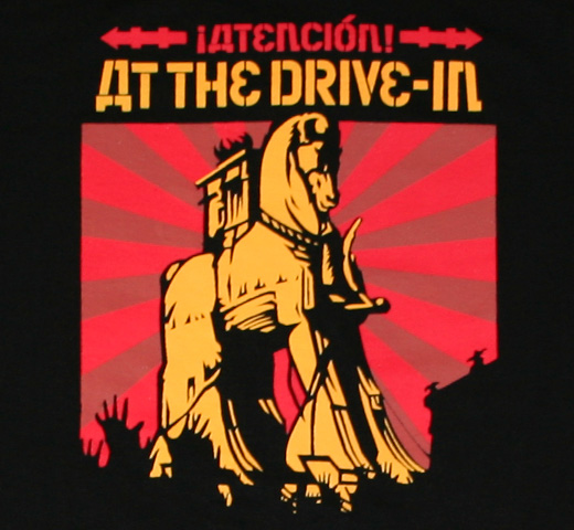 At The Drive In / Relationship of Command Tee