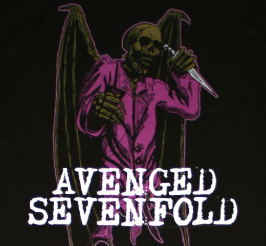 Avenged Sevenfold / Mr. Deathbat Tee