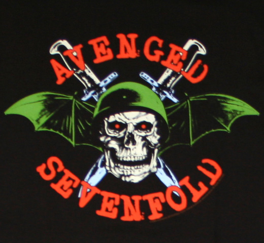 Avenged Sevenfold / Soldier Bat Tee