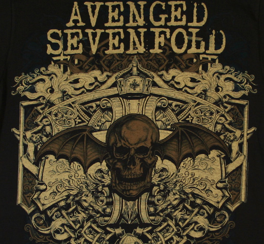 Avenged Sevenfold / Tonal Shield Tee