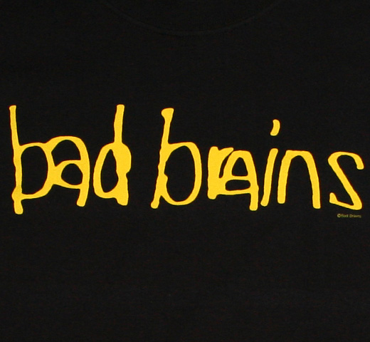 Bad Brains / Logo Tee