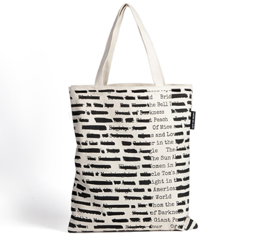 【Out of Print】 Banned Books Tote Bag