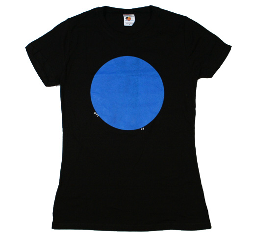 Battles / Blue Circle Tee (Womens)