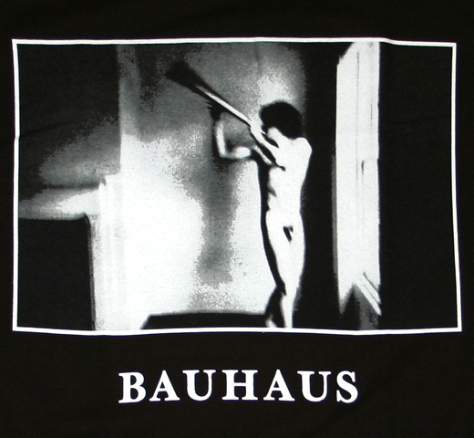 Bauhaus / In the Flat Field Tee