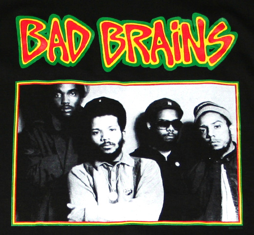 Bad Brains / 1st Member Tee