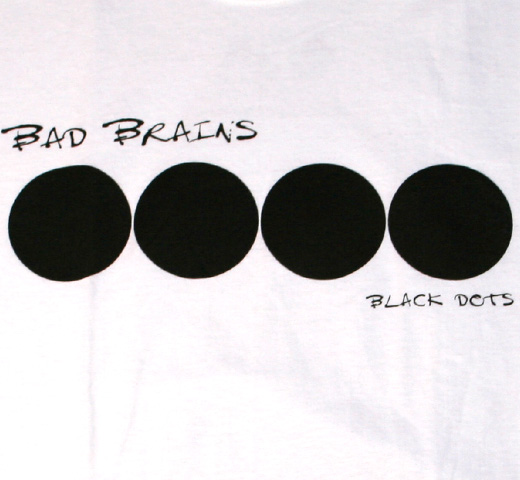 Bad Brains / Black Dots Tee
