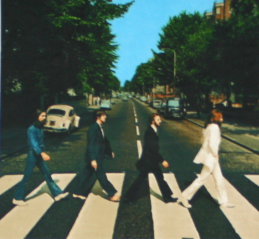 The Beatles / Abbey Road Tee 2