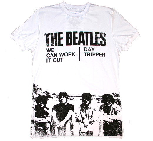 【Amplified】 The Beatles / Day Tripper Tee