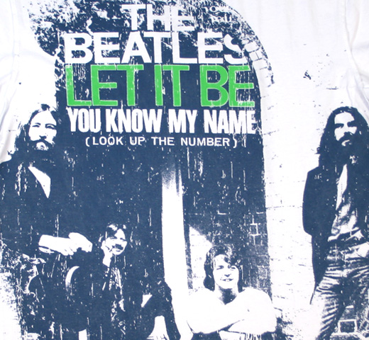 【Amplified】 The Beatles / Let It Be Tee