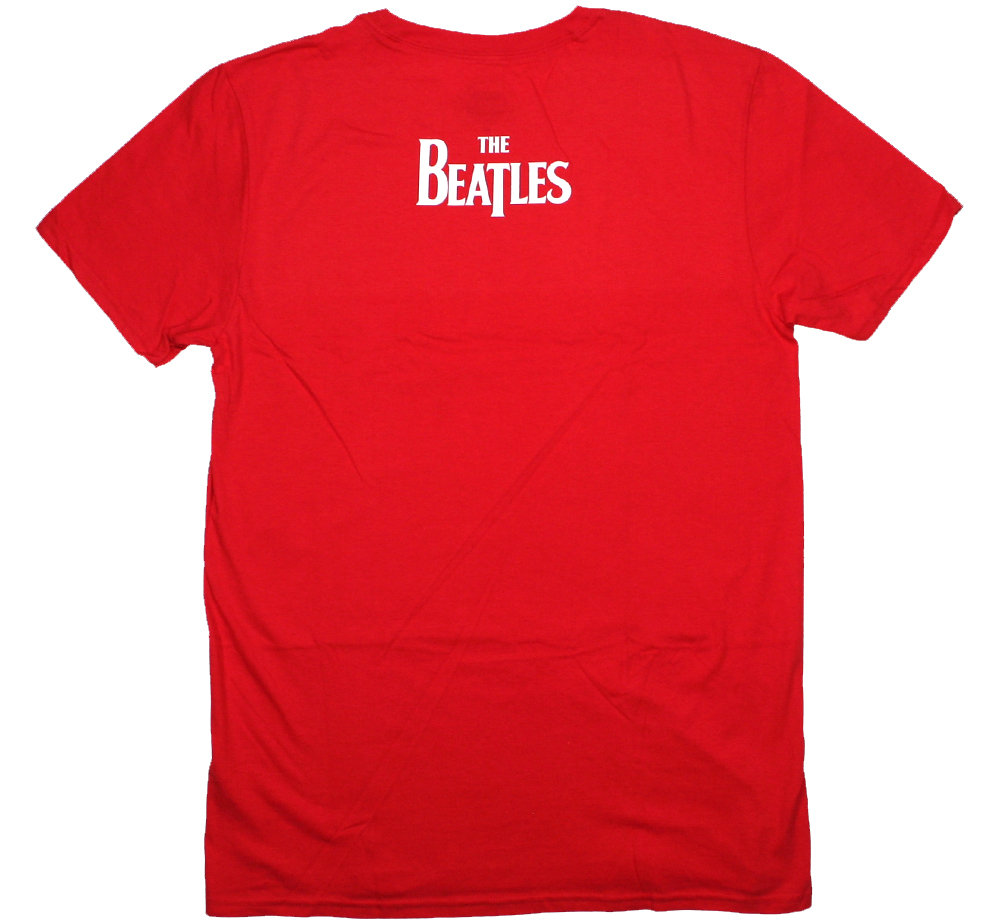 The Beatles / Penny Lane Tee (Red)