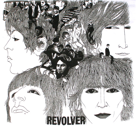 The Beatles / Revolver Tee