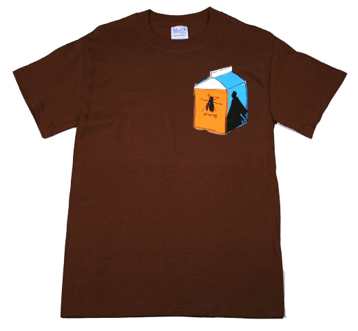 Beck / Missing Tee (Brown)