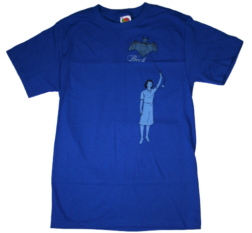 Beck / Kite Tee (Blue)