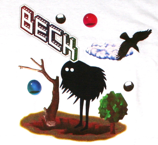 Beck / Marble Index tee