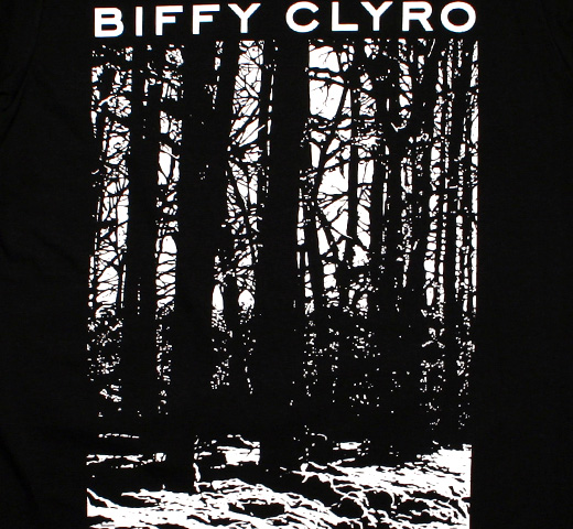 Biffy Clyro / Tree Tee (Black)