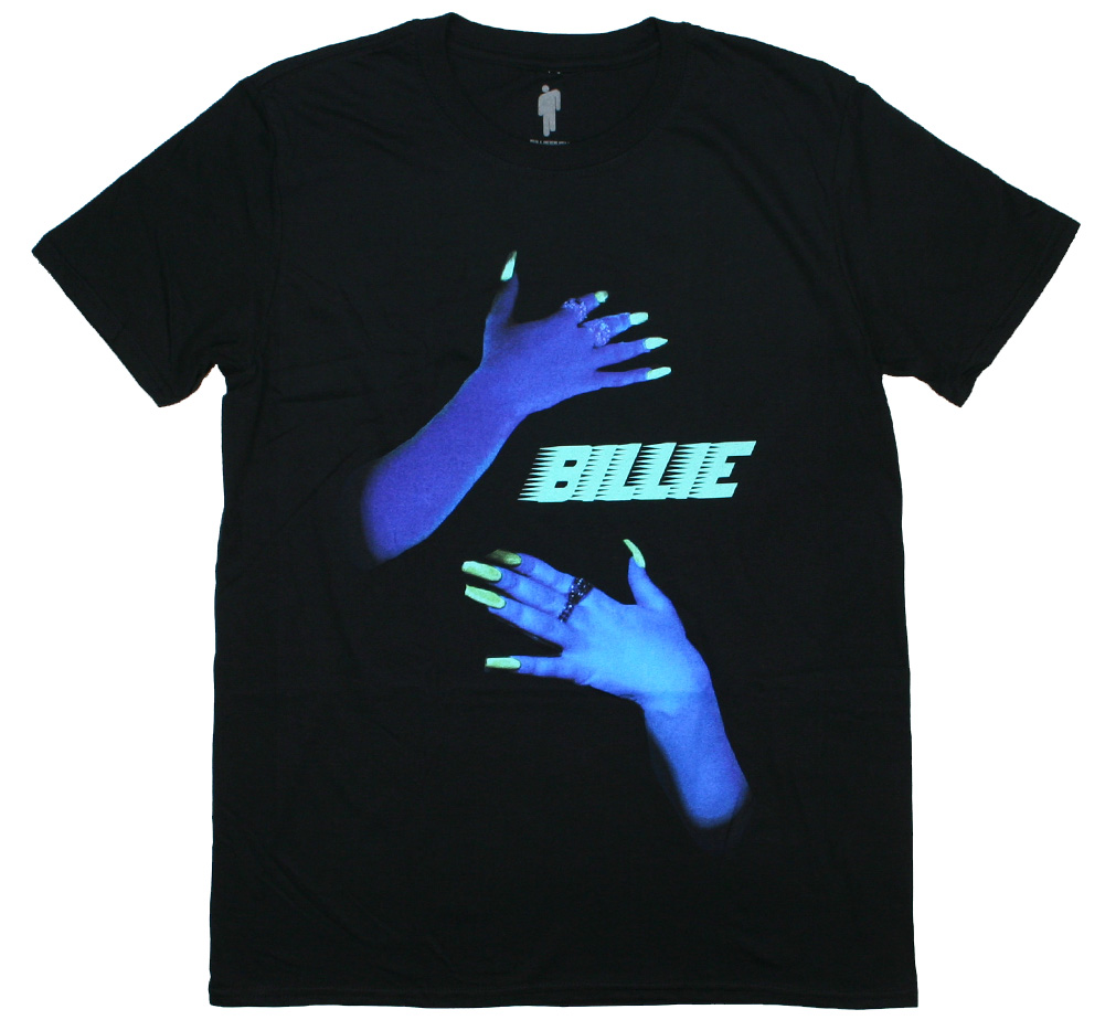 Billie Eilish / Hug Tee (Black)