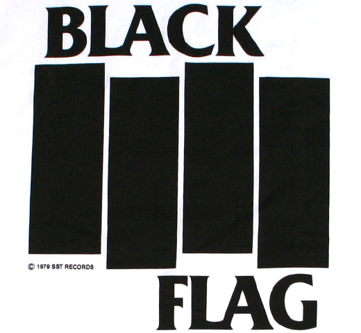 Black Flag / Black Flag Tee (White)