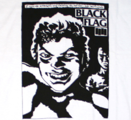 Black Flag / Flyer Tee