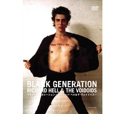 Blank Generation Richard Hell & The Voidoids [DVD]