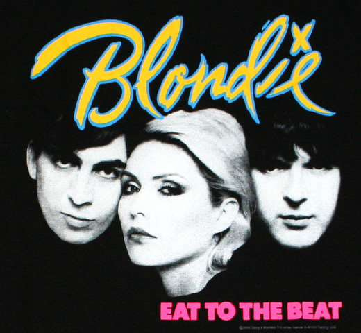 Blondie / Eat To The Beat Tee