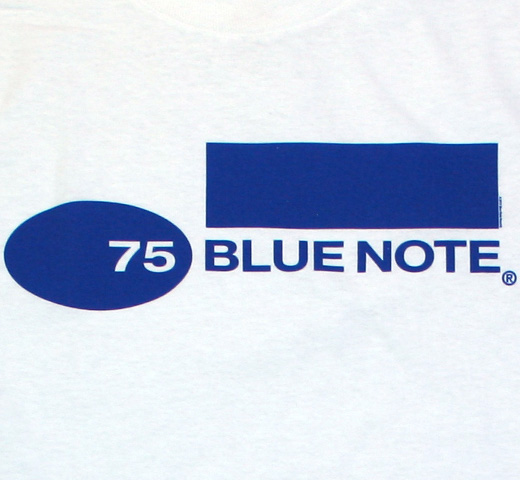 Blue Note Records / 75th Anniversary Tee (White)