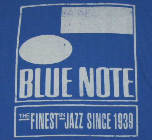 Blue Note Records / Square Logo Tee