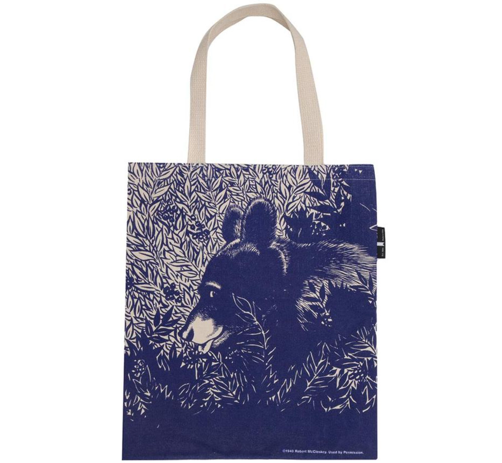 [Out of Print] Robert McCloskey / Blueberries for Sal Tote Bag