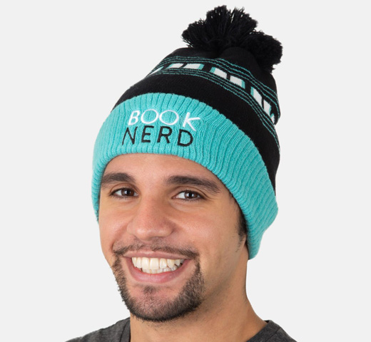 [Out of Print] Book Nerd Beanie