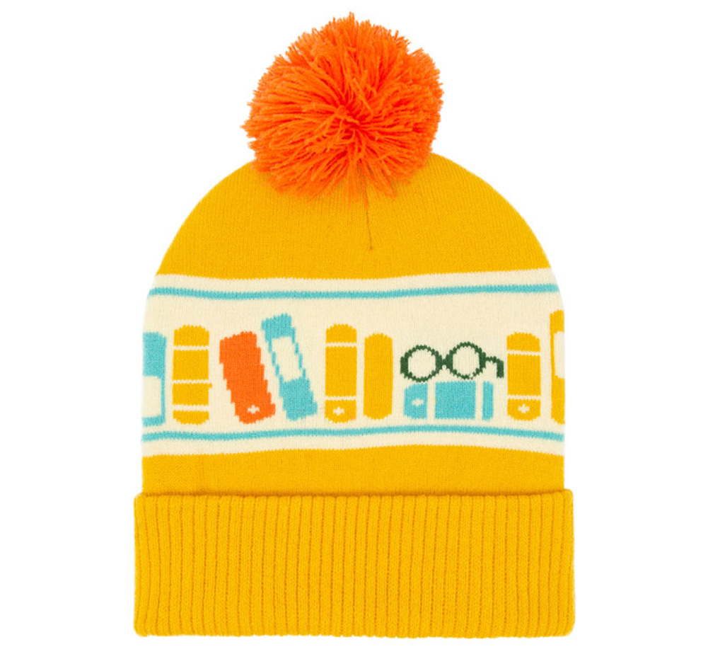 [Out of Print] Bookshelf Beanie