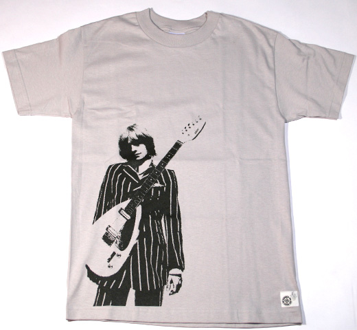 Brian Jones / Stoned Tee (Silver Gray)
