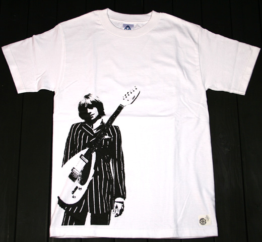 Brian Jones / Stoned Tee (White)