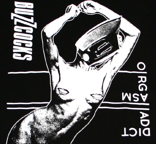Buzzcocks / Orgasm Addict Tee
