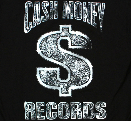 Cash Money Records / Logo Hoodie (Black)