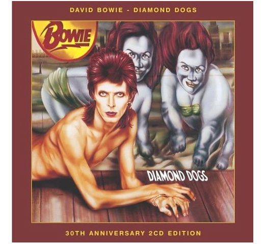 Diamond Dogs [ENHANCED CD]