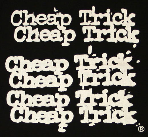 Cheap Trick / Japan Tour 78 Tee